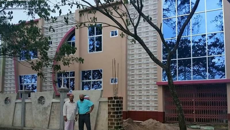 Medical Centre photo August 2015